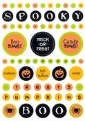 Halloween Say It With Circles®