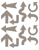 Plain Janes Arrows # 1