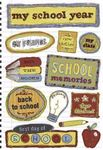 School Memories Stickers by Karen Foster