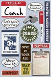 Coach Stickers by Karen Foster