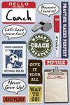 Coach Stickers by Karen Foster