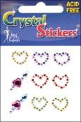 Hearts Crystals