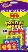 Positive Words Stickers by Trend