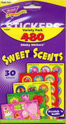 Sweet Scents Variety Pack Scratch n Sniff Stickers