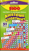 Awesome Assortment Stickers by Trend