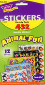 Animal Fun Stickers by Trend