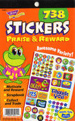 Praise & Reward Stickers by Trend