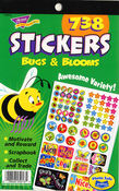 Bugs & Blooms Stickers by Trend
