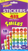 Smiles Variety Pack Scratch n Sniff Stickers