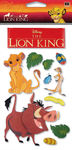 The Lion King Le Grande 3D Stickers - Disney