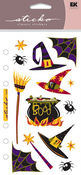 Witch's Brew Sticko Stickers