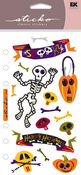 Skeletal Celebrations Sticko Stickers