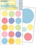 Vellum Spots - Mrs Grossman's Stickers