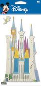 Disney Castle Disney Stickers - EK Success