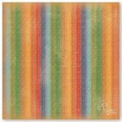 Sante Fe Stripe 12x12 Paper - Flair