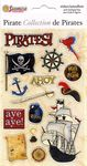 Pirate Gems Stickers - Sandylion
