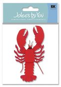 Lobster  3-D Stickers - Jolee's By You