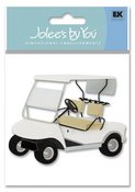 Golf Cart  3-D Stickers - Jolee's By You