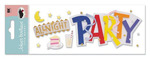 All Night Party Title  Stickers - Jolee's Boutique