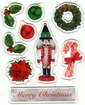 Christmas Photo Gems Stickers - Paper House Productions