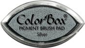 Silver Metallic Pigment Cat's Eye Inkpad