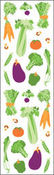Vegetables - Mrs Grossman's Stickers