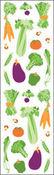 Vegetables - Mrs Grossman's Stickers