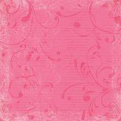 French Twist C'est Pink