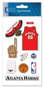 Atlanta Hawks NBA Stickers