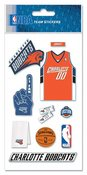 Charlotte Bobcats NBA Stickers