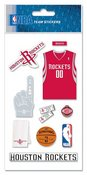 Houston Rockets NBA Stickers