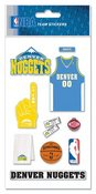 Denver Nuggets NBA Stickers