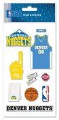 Denver Nuggets NBA Stickers