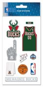 Milwaukee Bucks NBA Stickers