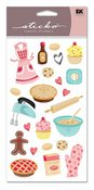 Baking Sticko Stickers