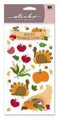 Thanksgiving Sticko Stickers