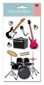 Rock & Roll  Stickers - Jolee's Boutique
