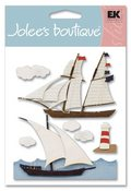 Nautical Travel  Stickers - Jolee's Boutique