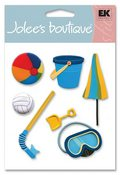Beach Toys  Stickers - Jolee's Boutique