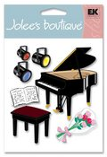 Piano Recital  Stickers - Jolee's Boutique