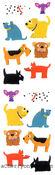Chubby Dogs - Mrs Grossman's Stickers