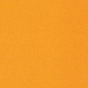 Tangerine Sugar Coated Cardstock by Doodlebug