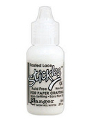 Frosted Lace Stickles Glitter Glue by Ranger