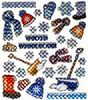 Winter Wonderland Prismatic Stickers