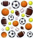Sports Balls Stickers