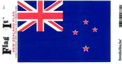 New Zealand Vinyl Flag Decal