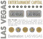Las Vegas Stickers