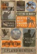 Bird Hunting Stickers by Karen Foster