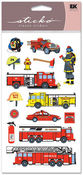 Fire Department Sticko Stickers