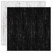 Salt & Pepper 12x12 Paper - Reminisce